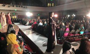 Pakistan Fashion Week London 2015