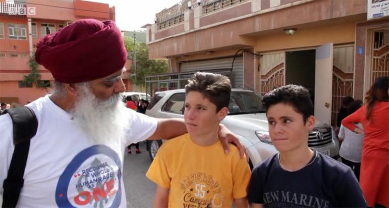 The Selfless Sikh: Ravi Singh of Khalsa Aid