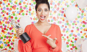 IISuperwomanII Wins Best First Person Series | The Streamy Awards