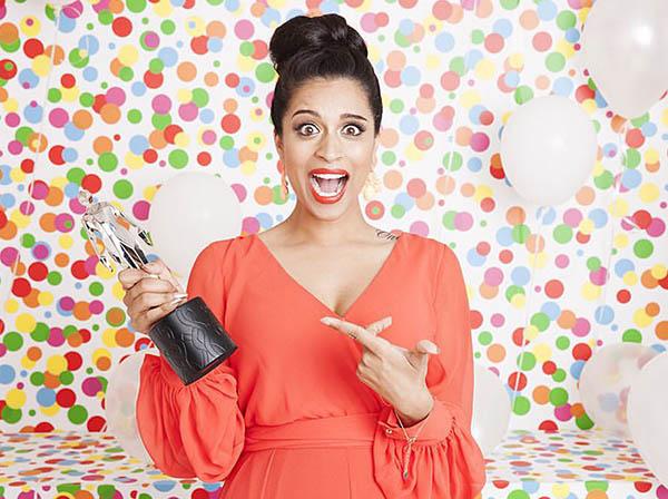 SuperWoman Lilly Singh Streamy Awards