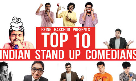 Top 10 Indian Stand Up Comedian