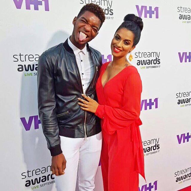 iiSuperWomanii Lilly Singh at Streamy Awards VH1