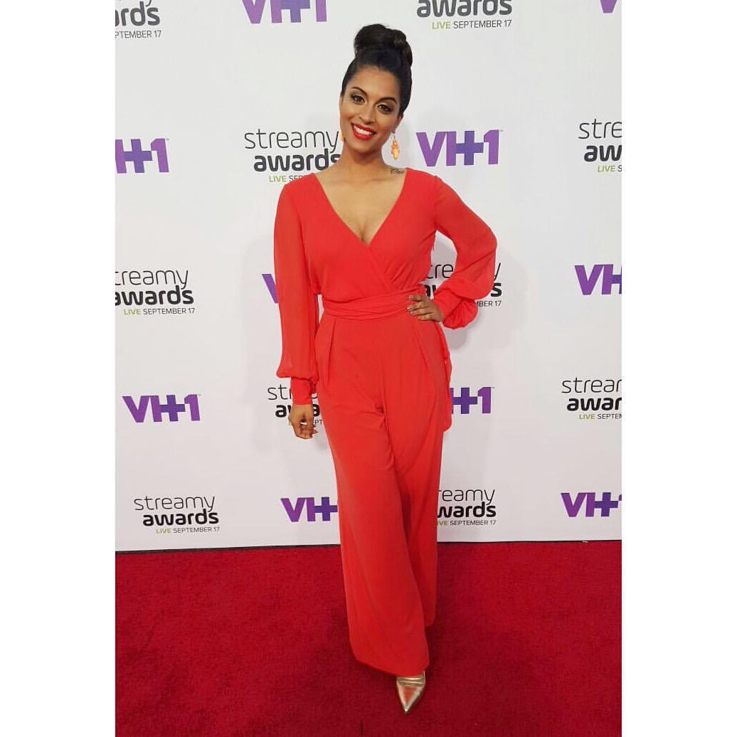 iiSuperWomanii at Streamy Awards VH1