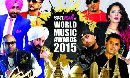 2015 Brit Asia Music Award Winners