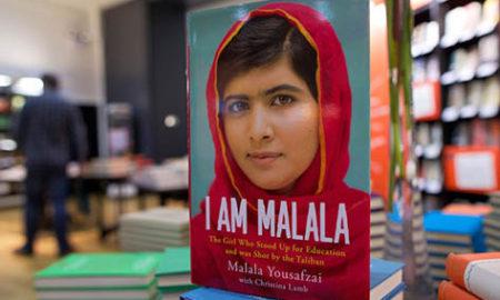I Am Malala: One Girl Who Saved Youth Education