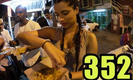 The Time SuperWoman Lilly Singh Visited the West Indies