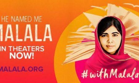 He Named Me Malala Film Release