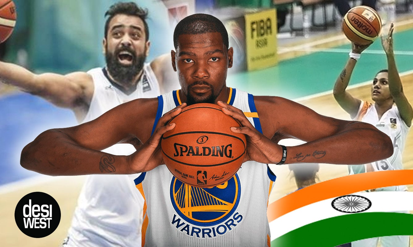 Kevin Durant Basketball India
