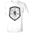DesiWest Lion Shield T-Shirt